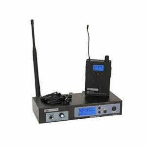 LD Systems MEI 100 G2 Système de Surveillance sans Fil