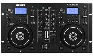 Lettore CD disc jockey Gemini CDM–4000BT