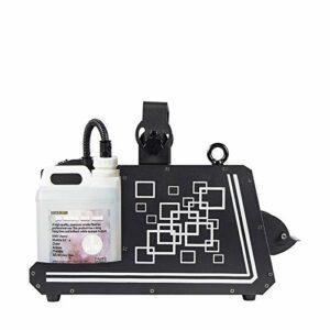Machine à brouillard professionnelle 1500 W DMX Contrôleur de scène LED 12 V Générateur de fumée