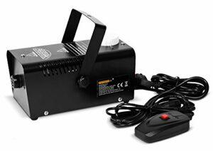 Machine à fumée Brouillard – Télécommande – Effet Lumière Fete Disco – Dj -Party