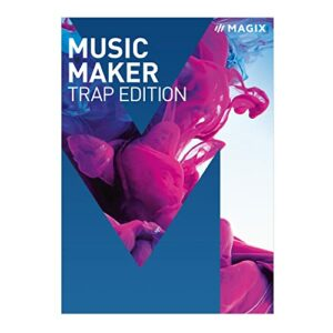 MAGIX Music Maker – Trap Edition – Production de musique et de rythmes trap [Téléchargement]