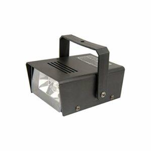 QTX 153.320 Lampe stroboscopique Noir – EU Plug
