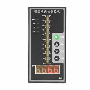 Régulateur de pression intelligent, fabriqué en plastique T80 en acier inoxydable et indicateur du niveau d'eau.