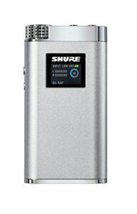 Shure Sha900-E Amplificateur Audio Portable pour Casques/Écouteurs