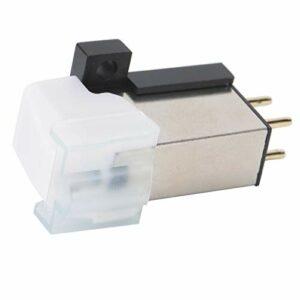 Socobeta Stylus Good Low Balance Sense avec aiguille en vinyle Large compatibilité 4 mv Résistant pour tourne-disque Accessoires pour tourne-disque