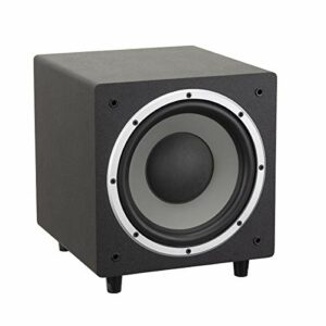 Subwoofer Soundsation Clarty S-10 10″