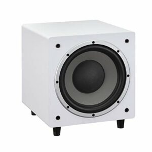 Subwoofer Soundsation Clarty S-10 blanc 10″