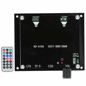 TDA7498 200W DC12-30V amplificateur de puissance PCB HD HiFi puce numérique Module d'ampli Audio TV vidéo accessoires amplificateur composants