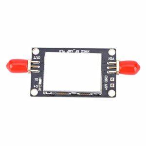 Amplificateur à large bande, Gain d'amplificateur à faible bruit RF Composants électriques Pièces de communication radio Valeur typique 30dB à 2G LNA 0,2-4GHZ 0,5W