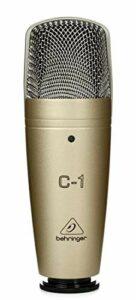 Behringer C-1 Microphone à condenseur Studio