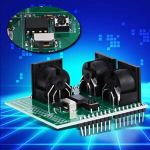Carte d'adaptateur MIDI à broches de 2,54 mm, module MIDI, pour la réparation de microcontrôleur