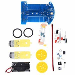 Circuit intégré, appareil électronique à condensation, longue durée de vie, fabrication soignée et interrupteur domotique de bonne performance