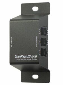DBX Processeur multi-effets ZC-BOB