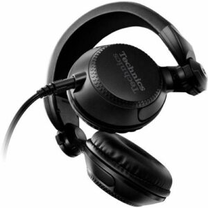 EAH-DJ1200 Casque DJ professionnel Noir mat