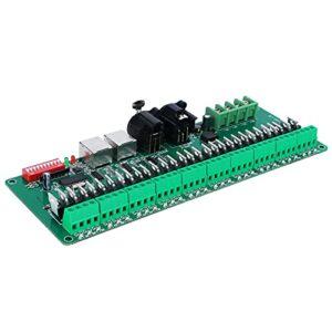 Entrée CC DC5V, DC24V 5-24V Décodeur DMX Décodeur de tension constante Signal de commande analogique 1~30 canaux de sortie pour équipement de contrôle DMX512