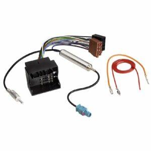 Hama – Adaptateur DIN avec alimentation fantôme pour AUDI/VW