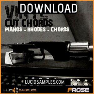 HIP Pro Tools Vinyl Cut Chords, Accords de Rhodes, échantillons Hip Hop vinyle Apple Loops/AIFF Download