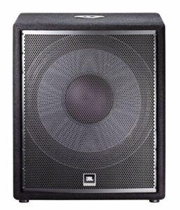 JBL JRX218S Enceinte passive pour Sonorisation 350 W Noir