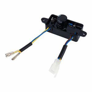 Nicoone 1 régulateur de tension redresseur monophasé AVR pour générateur d'essence 2 kW-3 kw