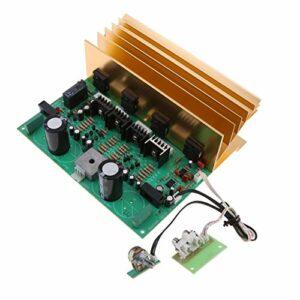 P Prettyia HiFi 500W Audio Puissance Mono Amplificateur Esté Module DIY Joint de développement Neuf
