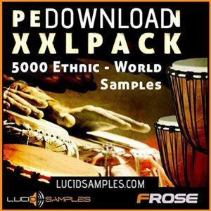 PACK Samples Percussion XXL Pack – Mondiale et Ethniques Sons de Percussion  Download