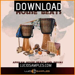 PERCUSSION Reaper African House Beats – Modernes Africaine Boucles de Batterie Apple Loops/AIFF Download