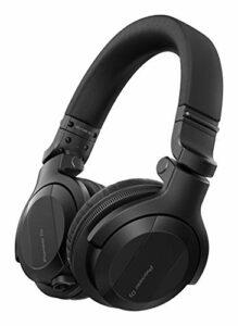 Pioneer DJ HDJ-CUE1BT-K, Casques DJ avec Bluetooth, Noir