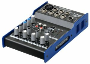 Pronomic M-502 Table de Mixage