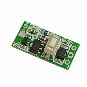 Q-BAIHE Réglable 0–600mA 808nm/830/850nm/980nm Laser Driver Circuit DC3–5V