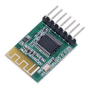 SALUTUYA LED indique l'amplificateur de récepteur Audio Module de réception Audio Compatible Bluetooth pour Haut-Parleur Actif pour la Version Bluetooth V4.0(3.3V)