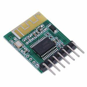 SALUTUYA Module de Bricolage Durable Module de réception Audio amplificateur de récepteur Audio pour Version Bluetooth V4.0 pour Haut-Parleur Actif(5V)