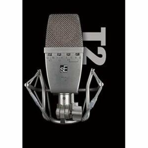 SE Electronics T2 Microphone à condensateur en titane