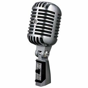 Shure 55Sh Series Ii Microphone, Gris
