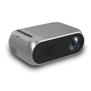 YANGXIAOYU Mini Mini Projecteur Home LED Projecteur Portable HD 1080P