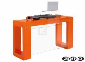 Zomo mK2 planche de stand miami single orange