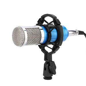 Adaptateur à vis Standard micro d'enregistrement sonore capuchon en mousse anti-vent condensateur Audio micro chant studio de diffusion radio