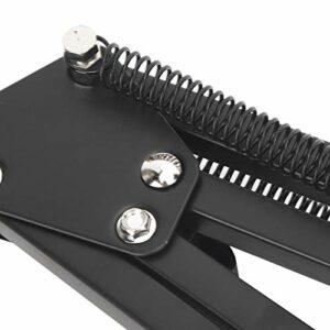 Aoutecen Support de Bras de Suspension portatif Durable de Support de Clip de Microphone Efficace pour Les Adultes