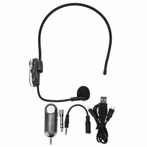 Casque micro haut-parleur léger pour KTV Mobile extérieur pour bus de voyage d'affaires pour la formation