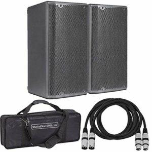 dB Technologies Opera 10 Enceinte active 1200 W (paire) – Enceintes actifs/sac/câbles