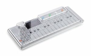 Decksaver DS-PC-OP1 Housse de protection pour synthétiseur Teenage Engineering OP1