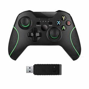 FANGYUN 2.4G sans Fil Contrôleur de Jeu Joystick pour Xbox Et PS3 Adapté pour Gagner PC 7/8/10 Contrôleur de Jeu Professionnel Adapté pour Les Amateurs de Jeux