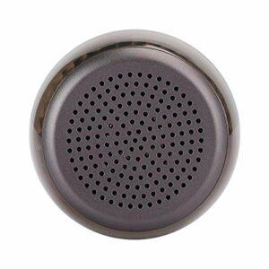 FOLOSAFENAR Haut-Parleur Audio Portable sans Fil Durable de Grande capacité, avec câble d'alimentation