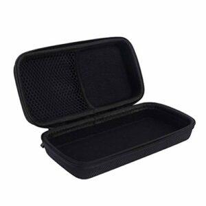 Generic Microphone Protéger Boîte De Rangement Case Antichoc Étanche Noir Microphone Voyage Cas De Stockage