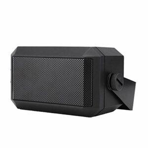 minifinker Haut-Parleur de Voiture CCar Radio Haut-Parleur Externe Applicable, pour Voiture, pour FT1907/ICOM IC2720H