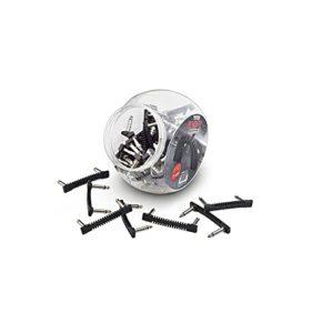 RockBoard Bender75 – Bocal 50 pcs de patch plat – 7,5 cm