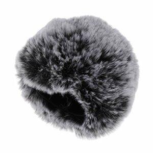 Sharplace Couvre-filtres de Pare-brise de Microphone de Haute Qualité Furry pour Blue/Pro