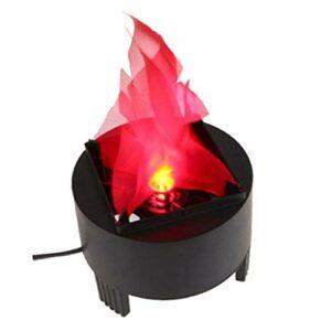 Sharplace LED Fausse Lumière Torche Feu Lumière Effet 3D Lampe Fête Club Décor à La Maison