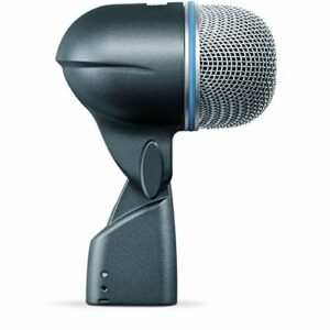 Shure Beta 52A Microphone de Studio avec Fil Noir – Microphones (Microphone de Studio,- 64 Db, 20 – 10000 Hz, avec Fil, 1 Pièce(S), Noir)