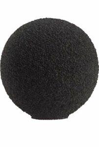 Shure Rk355Ws Lot de 4 Pare – Brises en Mousse pour Sm93 Noir