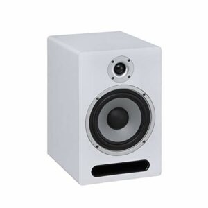 Studio Moniteur Soundsation Clarty A6 Blanc 6″